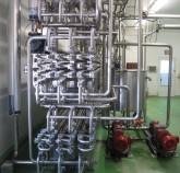 Pasteurization/CIP